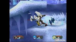 Digimon Rumble Arena 2 PlayStation 2 Gameplay_2004_07_29_6