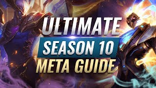 The ULTIMATE Season 10 Meta Guide: What to Prepare & Abuse in Patch 9.23- League of Legends