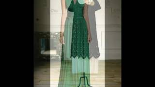 Mode Hiver 2018 Fashion 2017 robe longue avec