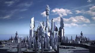Stargate Atlantis City 2014 Animation