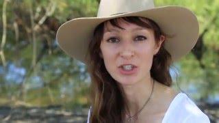 Young Australian Farmers Anika Molesworth and Joshua Gilbert Post Paris and COP21