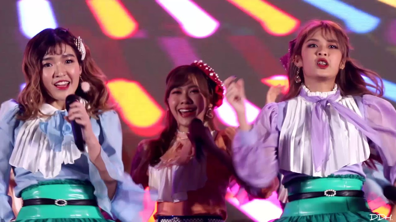 [Fancam]200223 [Noey Focus] BNK48 - High Tension - Welcome To HIGH TENSION Company @ ICONSIAM