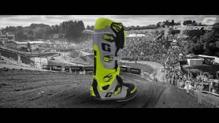 Zapętlaj GAERNE SG12   MX BOOT    Production   253 Parts   Made in Italy | FC-Moto.de