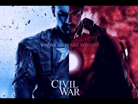 Captain America Civil War Spiderman Trailer HD-Worldwide Movies Online