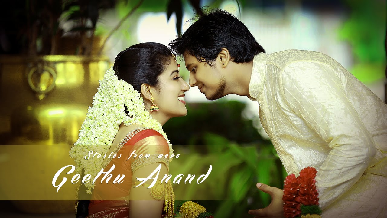 Wedding Outdoor Photography Kerala: A Kerala Wedding Of Geethu & Anand
