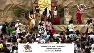 Transmisión en directo Representación Semana Santa 2019