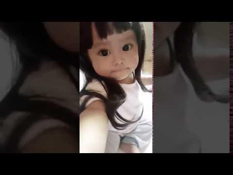 Sachi Mau Pakai Wig #MiniVlog