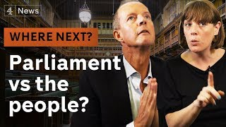 Brexit: Parliament vs the people?