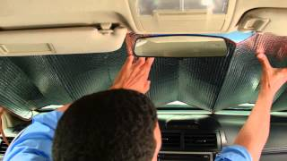 Auto Expressions-How to Properly Set Up Sun Shades