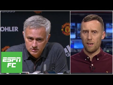 Reacting to Jose Mourinho criticizing his players after Wolves draw | ESPN FC