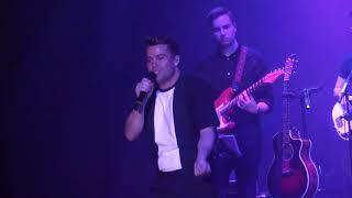 Joe McElderry - Promises  - Calvin Harris / Sam Smith Cover  - 2018 Tour Video