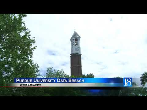 Purdue responds to data breach of 26,598 applicants