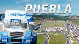 Tractocamiones Freightliner- NASCAR Peak Mexico Series Puebla  2018