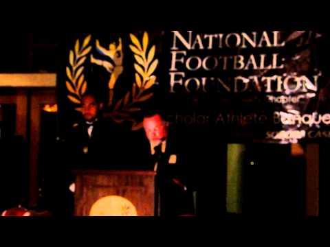 SAMSON KAFOVALU 2012 NATIONAL FOOTBALL FOUNDATION SCHOLAR ATHLETE