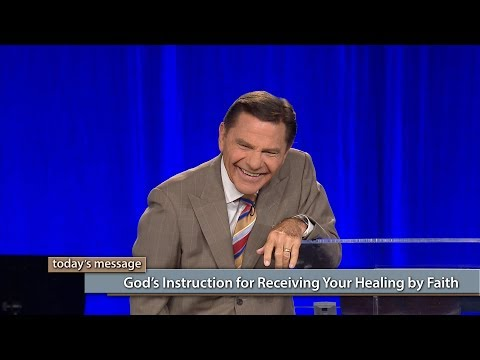 God's Instruction for Receiving Your Healing by Faith with Kenneth Copeland (Air Date 2-12-18)