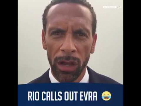 BAD BLOOD: Rio Ferdinand calls out Patrice Evra ahead of Carrick's testimonial
