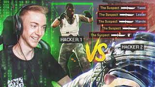 Public Cheat vs Private Cheat, may the best HACKER Win! (CS:GO Overwatch)