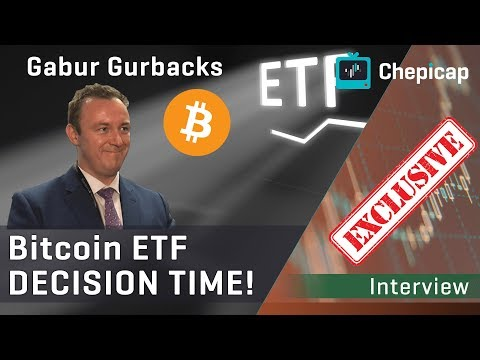 Bitcoin ETF UPDATE with VanEck's Gabor Gurbacs: 'Last chance mid-fall'