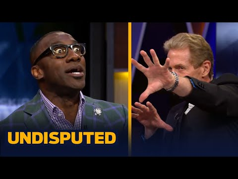 Skip & Shannon react to LeBron, AD, and the Lakers' return to facility hype video   NBA   UNDISPUTED