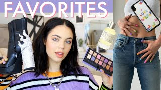 CURRENT FAVORITES: Fitness, Makeup, Fashion, Music & More!
