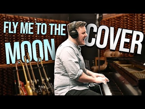 Fly Me To The Moon - Frank Sinatra【covered by Mr. Wobbles】