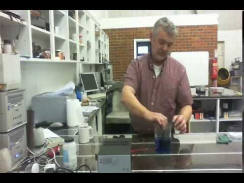 Copper Plating A Sponge