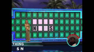 Deez nuts on Wheel of Fortune