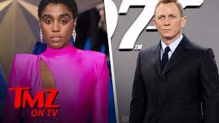 Lashana Lynch Reportedly Set to Inherit '007' in New James Bond Movie | TMZ TV