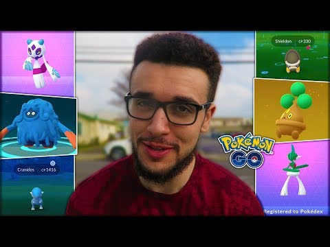 BREAKING DOWN THE BIG UPDATE! (Pokémon GO) thumbnail