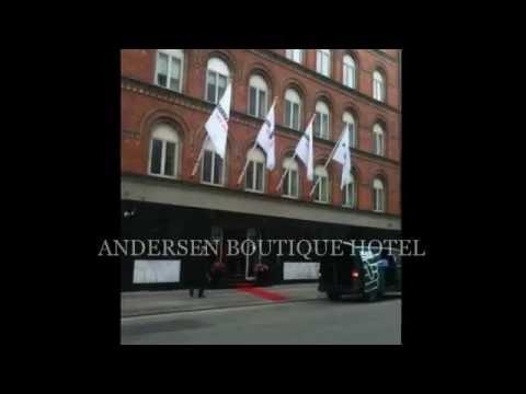 ANDERSEN BOUTIQUE HOTEL - Copenhagen Denmark