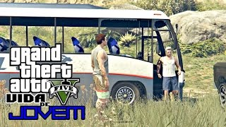 Video GTA V: VIDA DE JOVEM | FOMOS AO PASSEIO DA ESCOLA (ACAMPAR) #EP.19 download MP3, 3GP, MP4, WEBM, AVI, FLV Juli 2018