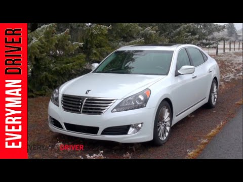 Hereu0027s The 2014 Hyundai Equus Review On Everyman Driver   YouTube
