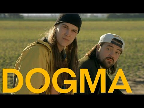 Jay and Silent Bob in Dogma (Funniest Scenes)