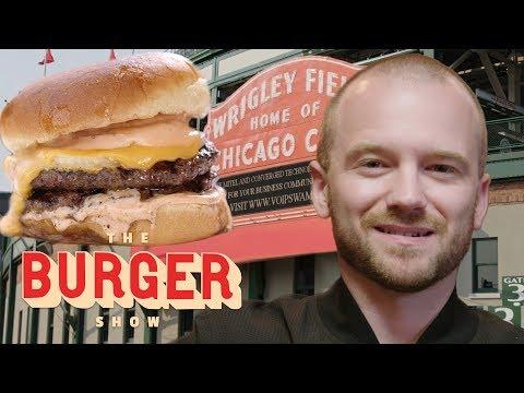 Sean Evans Tastes the Best Burgers in Chicago | The Burger Show