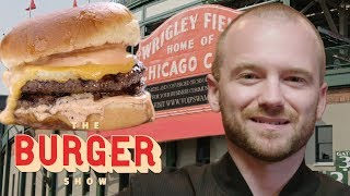 Download Sean Evans Tastes the Best Burgers in Chicago | The Burger Show Mp3 and Videos