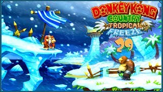 Donkey Kong Country: Tropical Freeze #29 - Wow x ∞ v2
