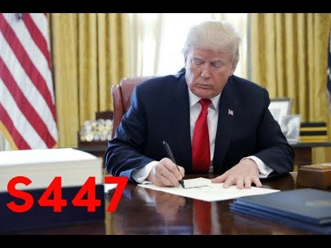 Poland and other countries to be plundered? Trump signs disastrous S447 Holocaust Property law