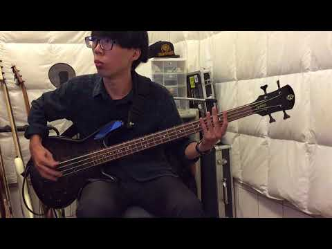 Bullet For My Valentine - Under Again (Bass Cover)
