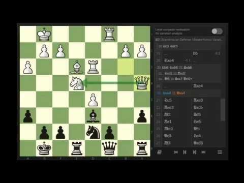 Twin Ports Open [Round 1]: Pratik Nehete vs. IM Bartholomew (Scandinavian Defense)