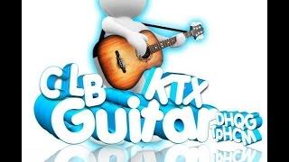 Tình nhạt phai - nhạc Hoa - Guitar Classic