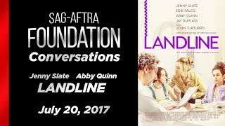 Conversations with Jenny Slate and Abby Quinn of LANDLINE