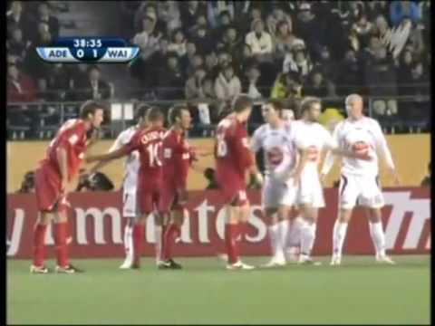 FIFA Club World Cup Japan 2008 - Top 3 Best Goals