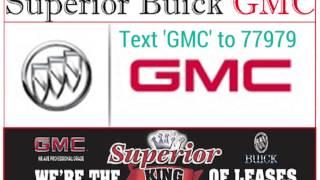 Bushman for Superior Buick GMC February 3