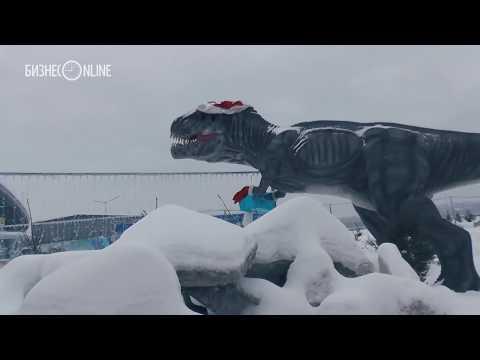 10 главных мест новогодней Казани