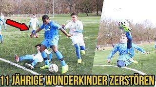 11 Jährige Hoffenheimer Wunderkinder zerstören das beste U 12 Turnier!!