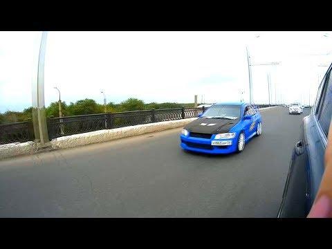 ОБЗОР на  Mitsubishi Lancer Evolution . лансер который смог стать Evolution проект