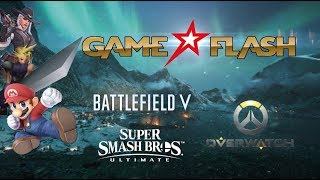 Game TV Schweiz - Overwatch | Battlefield V | PlayStation Classic | Super Smash Bros. Ultimate