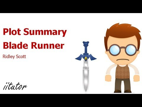 √ Blade Runner Plot Summary And Context | Ridley Scott | English