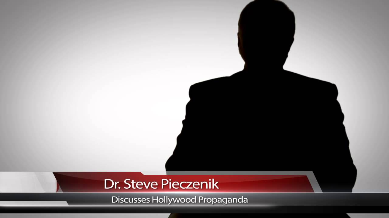 HOLLYWOOD FILMS SECRETLY DICTATED BY THE CIA- SteveTalks.tv