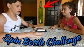 Spin Bottle Challenge - Всичко е КЪСМЕТ!!!
